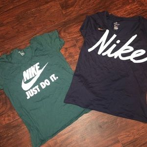 BUNDLE DEAL! Nike T-shirts